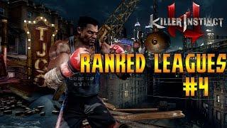 Killer Instinct Ranked Leagues   Maximilian_Dood Vs HKsmash   Best of 3