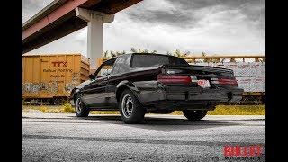 1987 Buick Grand National [4k] Pushing Boost!