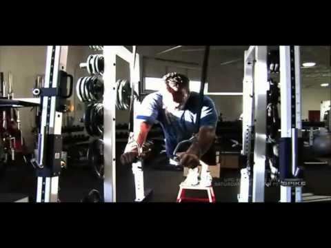 Frank MIR TraininG (Part 2).ᴴᴰ