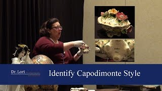 How To Value, Identify & Sell Capodimonte Style Ceramics By Dr. Lori