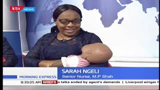 Why breastfeeding? World breastfeeding week ends today | Your Health | Part 2