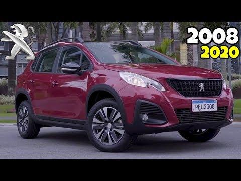Novo Peugeot 2008 2020 - Detalhes, mudanças, motorização e preços | Top Carros