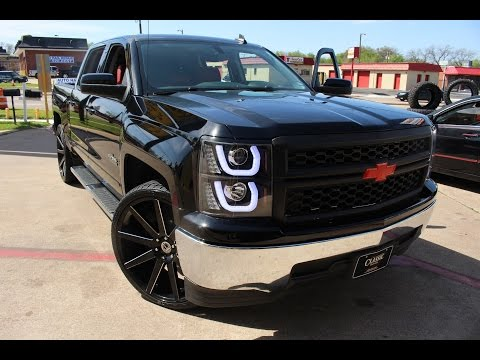 2015 Best Custom Chevrolet Silverado Truck HD Mp3