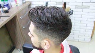 Men's Hairstyle ,hair Cutting, #stylistelnar ,HAİRCUT
