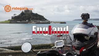 Ep 66 - England (part 3) - Motorcycle Trip Around Europe