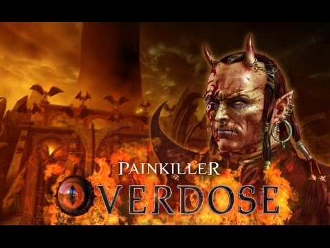 painkiller overdose pc game system requirements