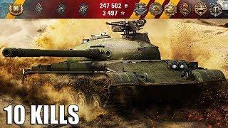 ЗАТАЩИЛ СЛИВНОЙ БОЙ 🌟🌟🌟 World of Tanks лучший бой объект 140 wot