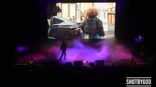 JADEN SMITH SOHO LIVE LONDON UK O2 FORUM KENTISH TOWN 2019