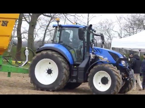 New Holland T5 et New Holland T6 Tier 4 final