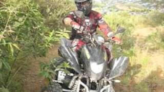 preview picture of video 'ATV riding with Motolombia'