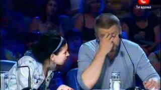 Х-фактор Украина, Сергей Семенов (X-factor, Sergei Semenov)