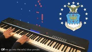 U.S. Armed Forces Medley Piano Arrangement