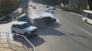Авто-трэш! (15) Торопыги за рулем