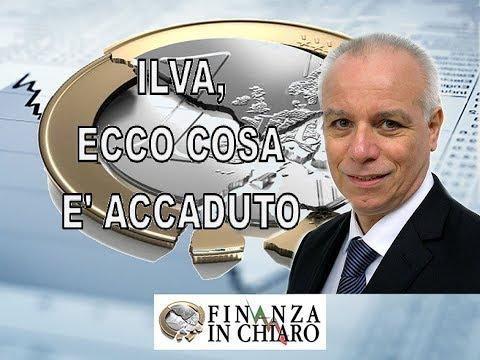 ILVA, ECCO COSA E' ACCADUTO