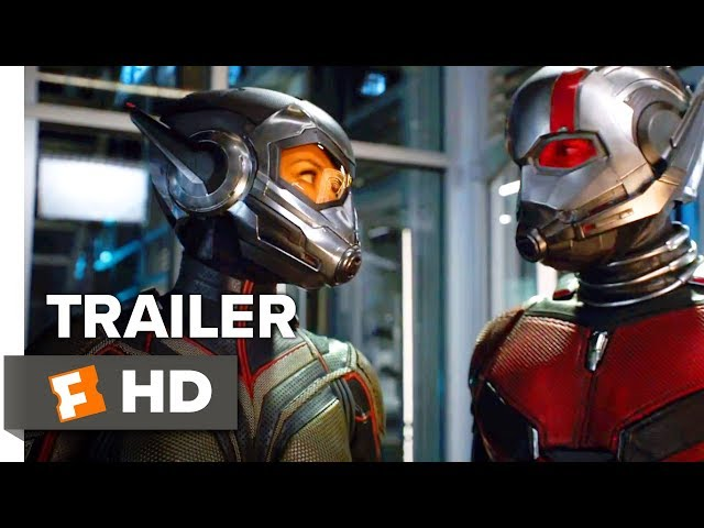 ANTMAN AND THE WASP 3D Trailer