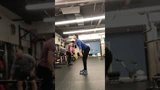 Squat Mobility BB Overhead + Shoulder Mobility