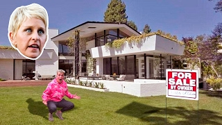 I PUT ELLEN DEGENERES HOUSE UP FOR SALE (PRANK)