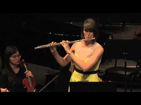 Martin - Ballade for Flute and Orchestra with the Debut Chamber Orchestra