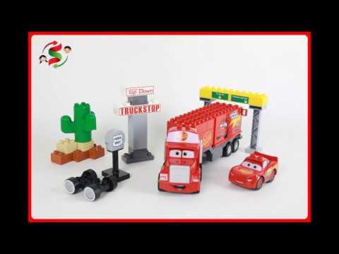 Vidéo LEGO Duplo 5816 : Le voyage avec Mack