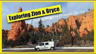 Exploring Zion & Bryce Canyon during the Shutdown