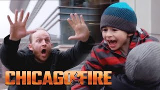 Dont Take My Kid Away! | Chicago Fire