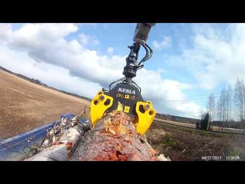 KESLA 316T wood handling