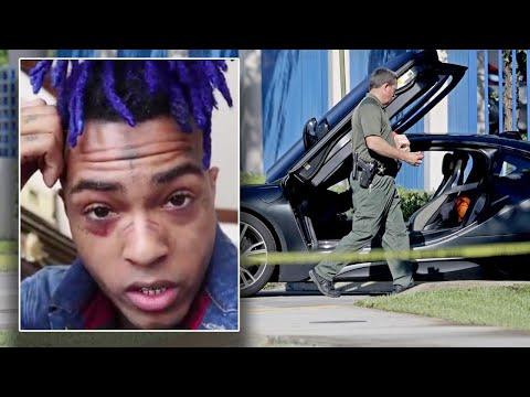Cops Say Slain Rapper XXXTentacion Was Target of Thieves: Report