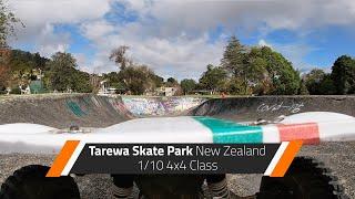 Tarewa Skate Park | FPV Remote Control Rally Racing | RCRO006