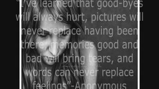 Someday When I Stop Loving You-Carrie Underwood (w/ lyrics)