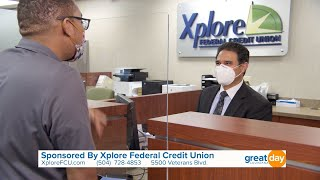 Xplore Credit Union – Stay Safe With Video Banking