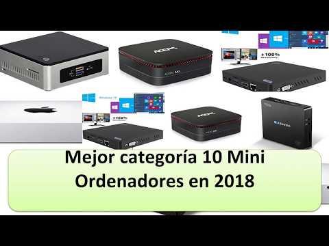 Las mejores 10 Mini Ordenadores en 2018