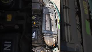 Mini Cooper S R53 Quietschen Beim Anlassen Und Wenn Kupplung Zu