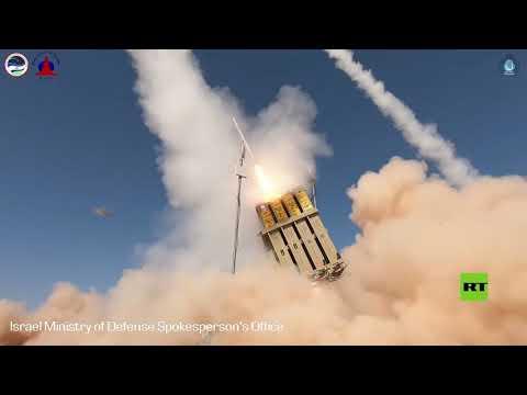 العرب اليوم - شاهد: وزارة الدفاع الإسرائيلية تجري اختبارات ناجحة لمنظومة محدثة لـ