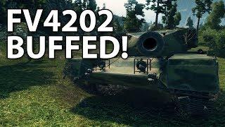 FV4202 - Buffed!