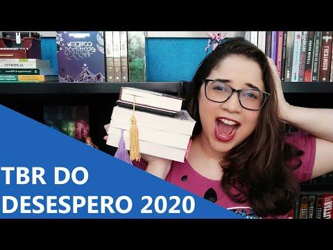 TBR DO DESESPERO 2020: Leia agora ou só em 2021 ?? | Biblioteca da Rô