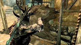Skyrim Mod Spotlight: Bandolier - Bags And Pouches