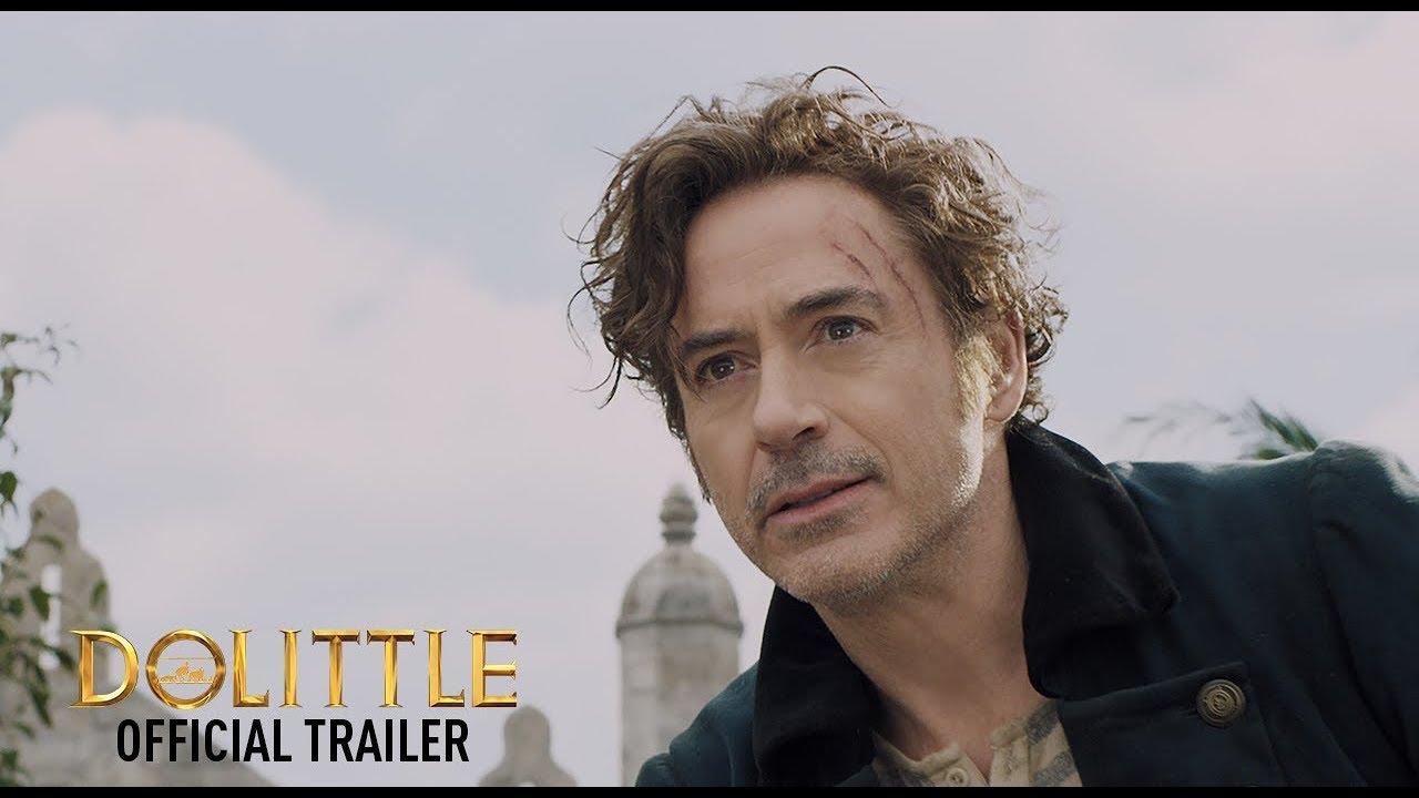 Trailer för Dr Dolittle