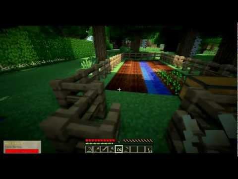 Minecraft Let's Play Серия #3 [GentleHint]
