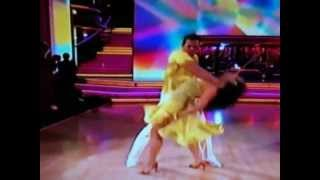 William Levy Cheryl Burke Salsa Last Dance DWTS Dancing With The Stars Finale 2012