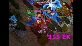 Tibia World War  - Damnation - Episode Calvera