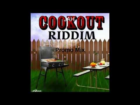 Cookout Riddim Mix (Full  Aug 2018) Feat. Iyara  Ricman  Network  Unknown Gringo