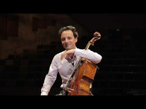 Profs helpen amateurs #3: Rares Mihailescu (cello)