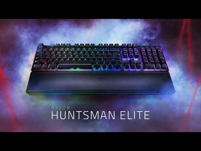 Razer Huntsman Elite | FINN.no