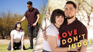 My Girlfriend Loves Acting Like A Dog | LOVE DON'T JUDGE
