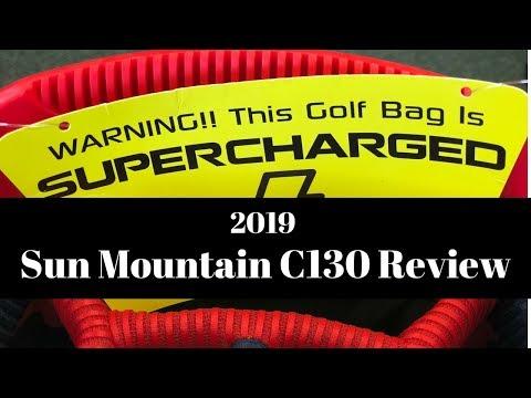 2019 sun mountain C130 review rev2