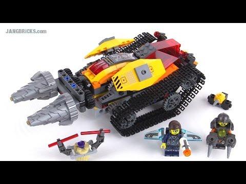 LEGO® Ultra Agents Добыча бриллиантов 70168