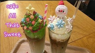Christmas Latte with Sunny Dahye and Kim Dao VLOG