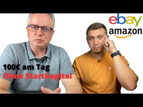 So verdienst Du Online 100€ pro Tag mit Ebay Dropshipping als Anfänger! (Ohne Vorwissen)