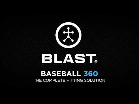Blast Baseball 360 - Unboxing & Quick Start