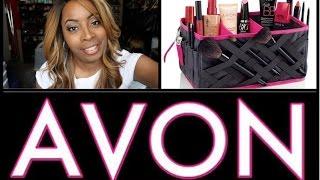 Avon Beauty Haul MUST HAVES!!!   Perfume , Makeup & Pro Organizer!!!